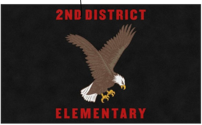 First District Elementary Rug
